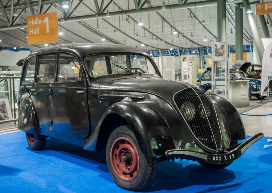 Peugeot 202 Familiale Utiliare aus dem Jahr 1938