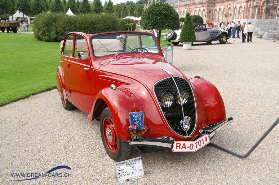 Peugeot 202 Decapotable