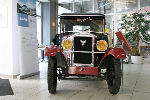 Typ 190 aus dem Besitz des Autohauses