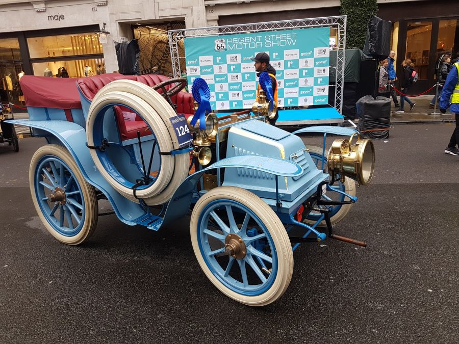 Peugeot Typ 42 - 1903