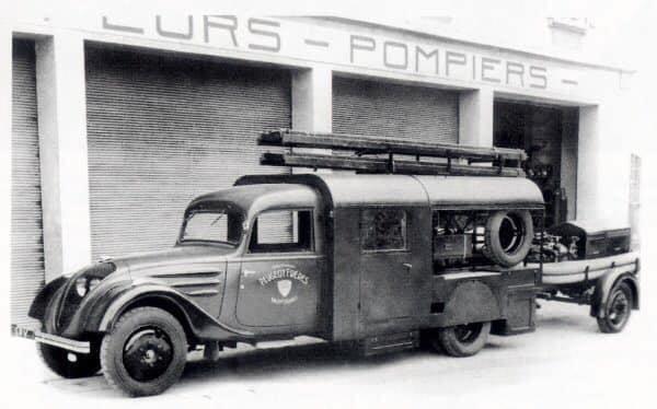 """DK 5 als """"Pompier"""""""