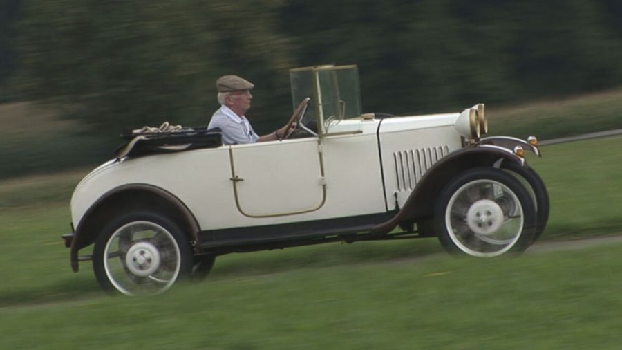 Peugeot Typ 172 BC in Fahrt
