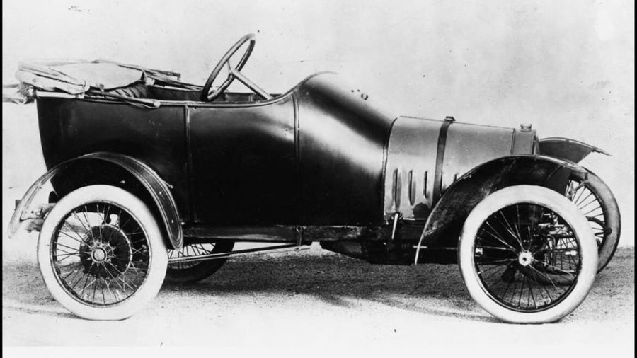 "Lion-Peugeot ""Bebe"" - 1913 - 1916"