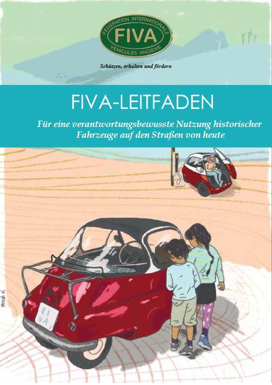 Titelblatt FIVA - Leitfaden