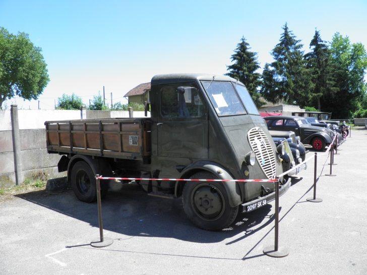 Peugeot DMA H auf dem Auktionsplatz