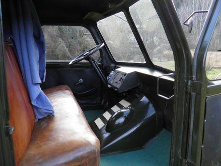 Peugeot DMA H (Innenraum)
