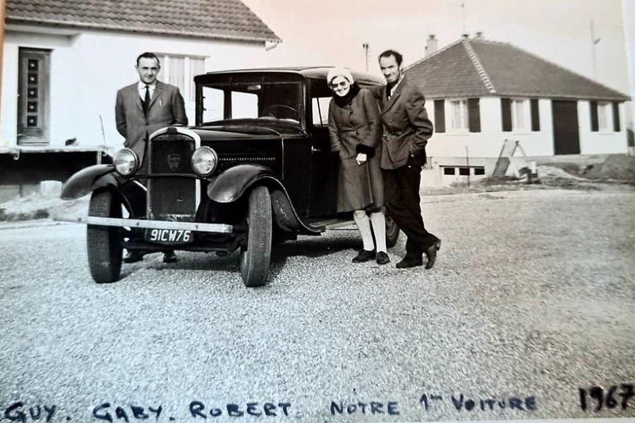 Peugeot 201: Unser erstes Auto