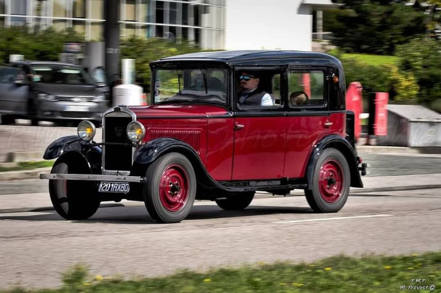 Peugeot 201 - Eine bewegende Geschichte