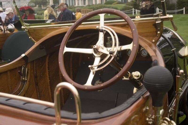 "Peugeot Typ 150 Labourdette ""Skiff""Lenkrad"