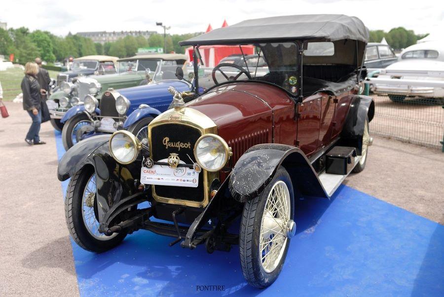 Peugeot Typ 153 B