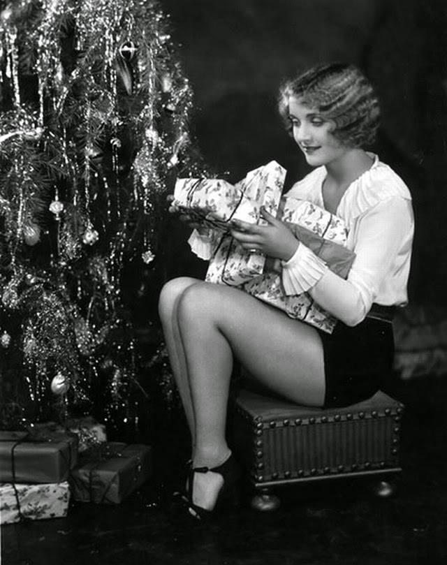 Foto Retro Weihnachten