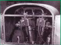 Daimler 2-Zylinder-Benzinmotor - 1891