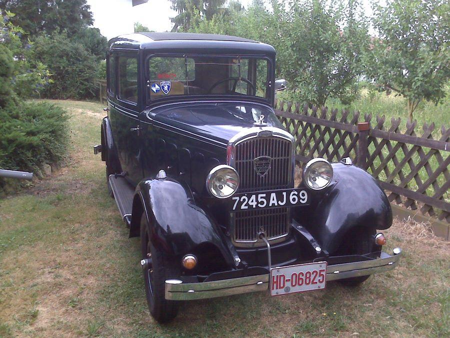 Peugeot 201 - Baujahr 1933