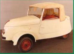 Peugeot VLV - 1941 - mit Elektroantrieb