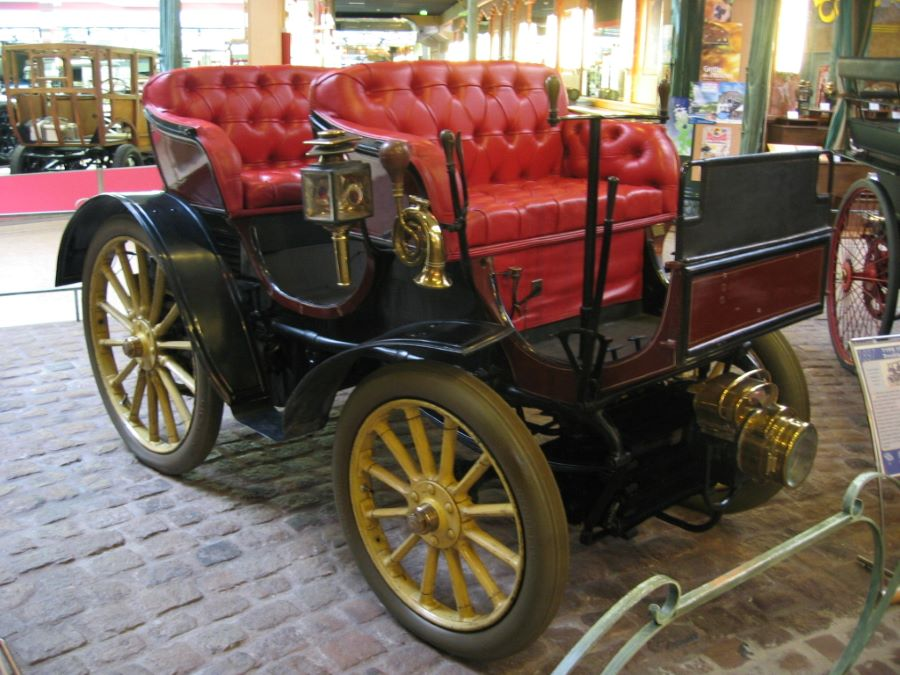 Peugeot Typ 15 - 1897/1902
