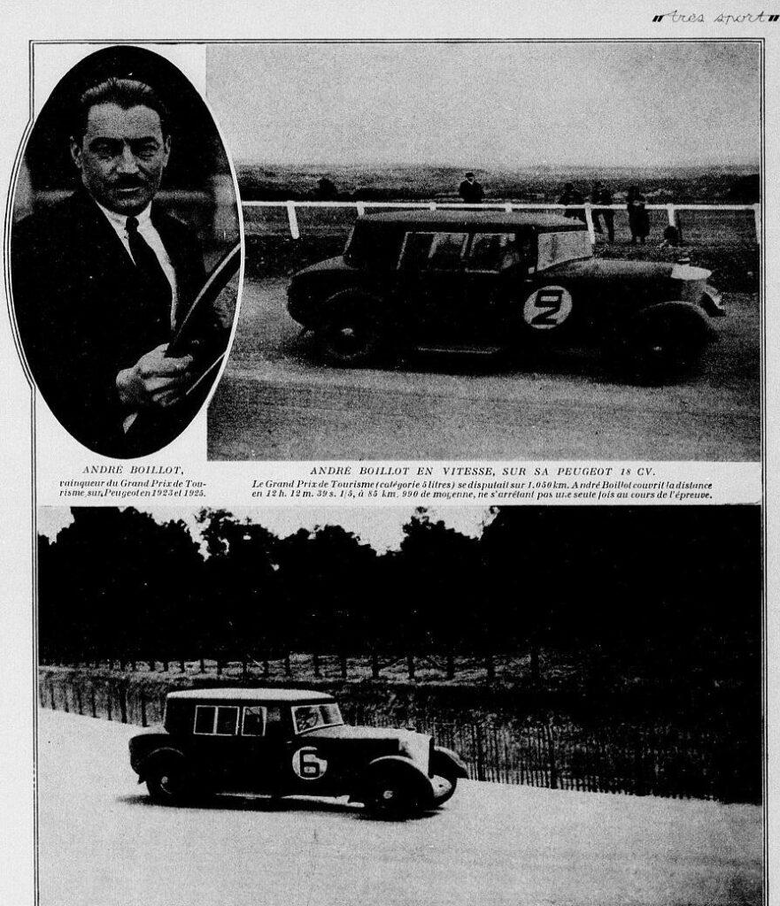 Peugeot Typ 174