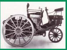 Peugeot Typ 1 mit Dampfantrieb - 1889