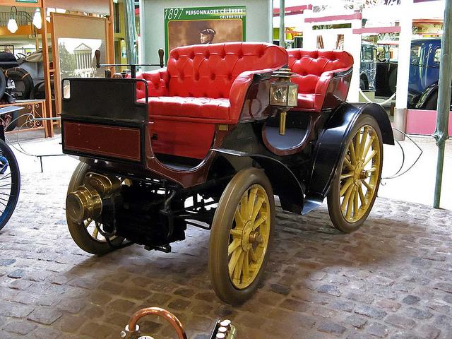Peugeot Typ 15 - 1897