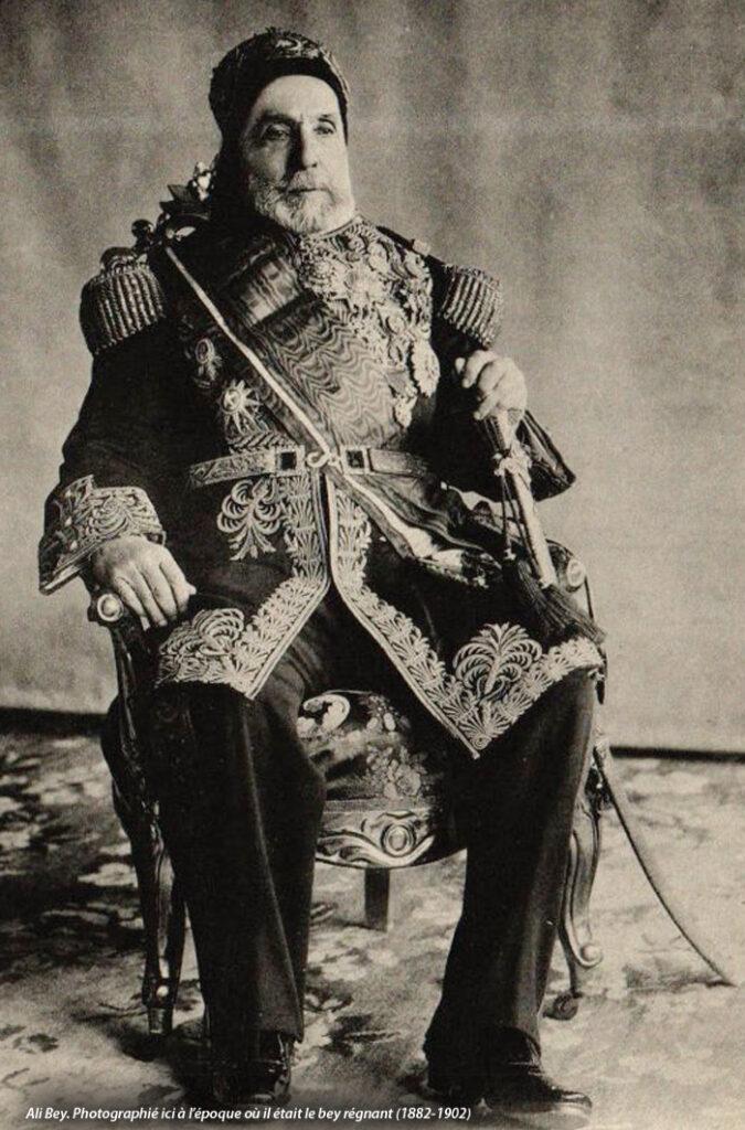 Ali Muddad (auch unter dem Namen Ali III Bey bekannt)