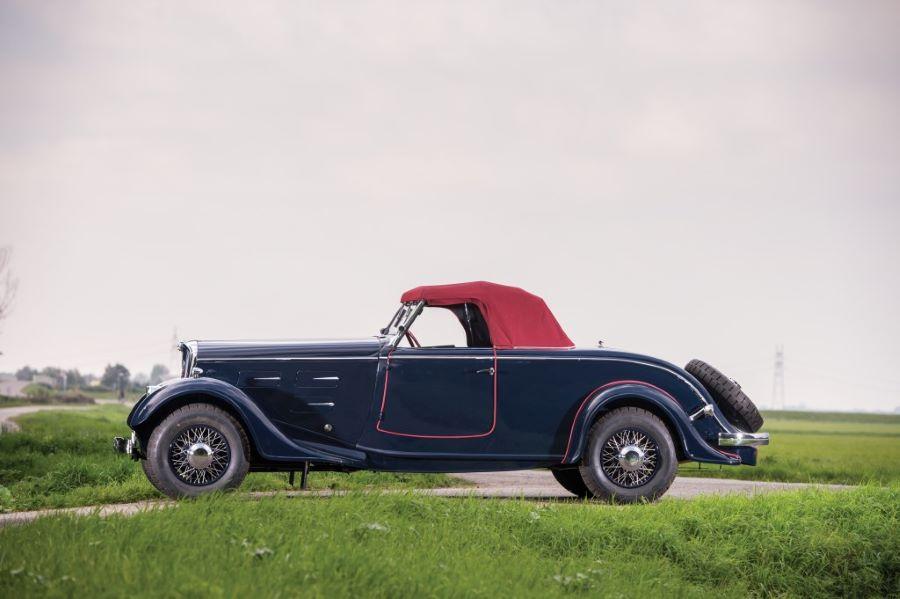 Peugeot 601 Roadster aus dem Jahr 1934