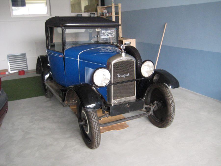 Peugeot Typ 172 RE
