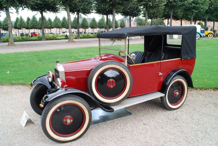 Peugeot Typ 172 M aus dem Jahr 1928