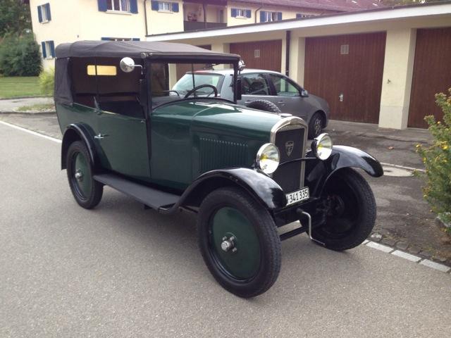 Peugeot Typ 190 S