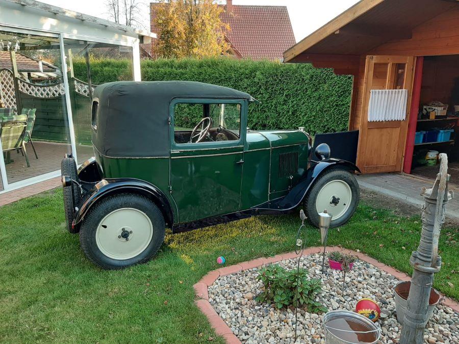 """Peugeot 172 BC """"Faux - Cabriolet"""""""
