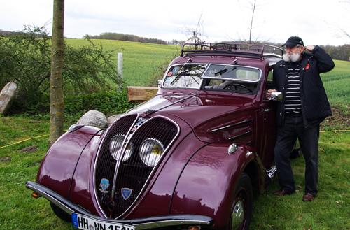 Peugeot 402 B Baujahr1938