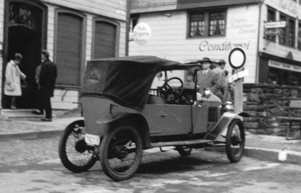 Peugeot Typ 161