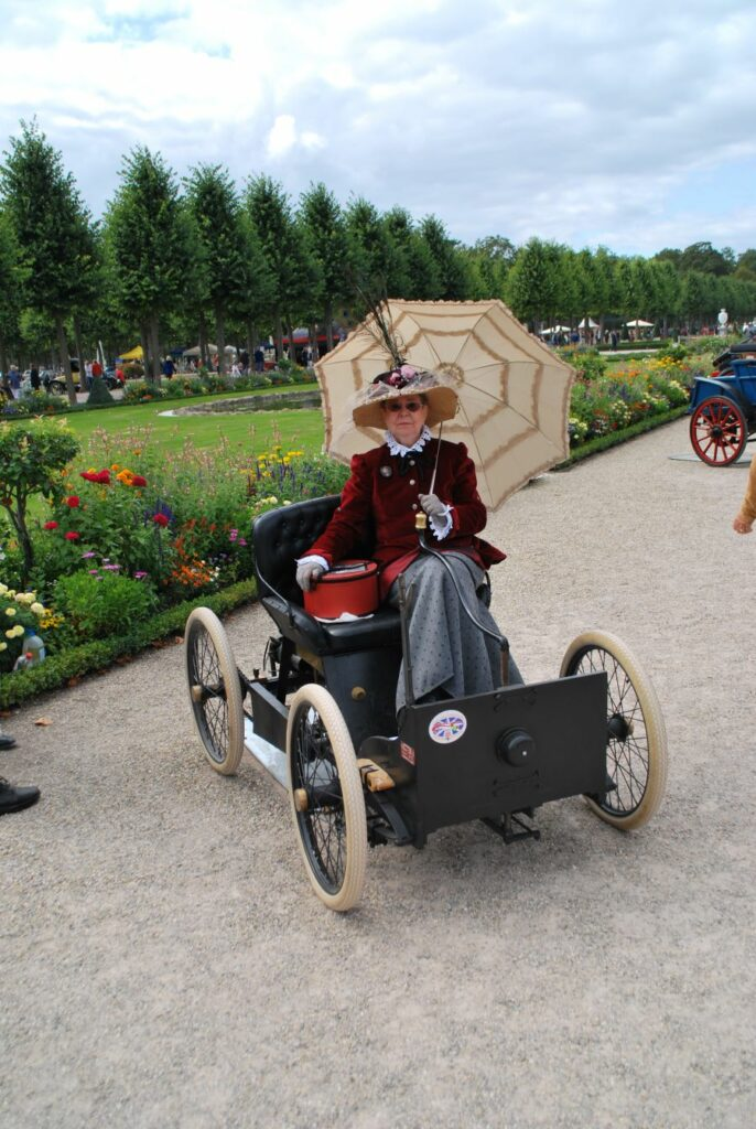 Ford Quadricycle-Replik