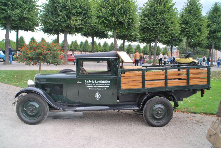 Peugeot 201 T