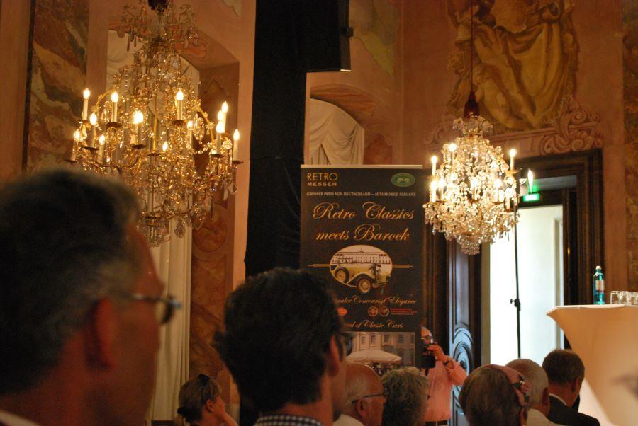 Impressionen Retro Classics meets Barock in Ludwigsburg 2015