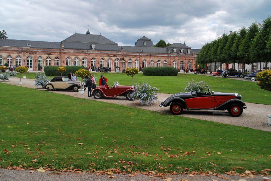 Impressionen Classic-Gala Schwetzingen 2015