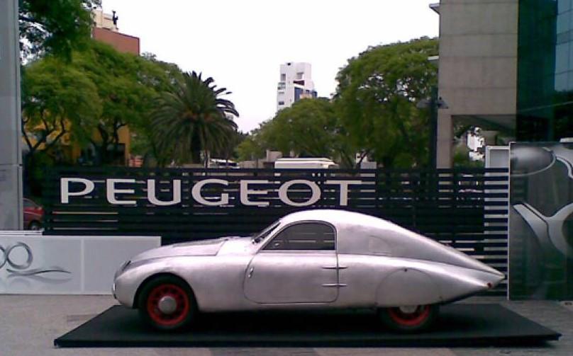 Peugeot 202 Darl'Mat Spécial