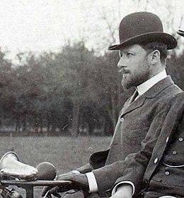 Leon Serpollet (1858 - 1907)