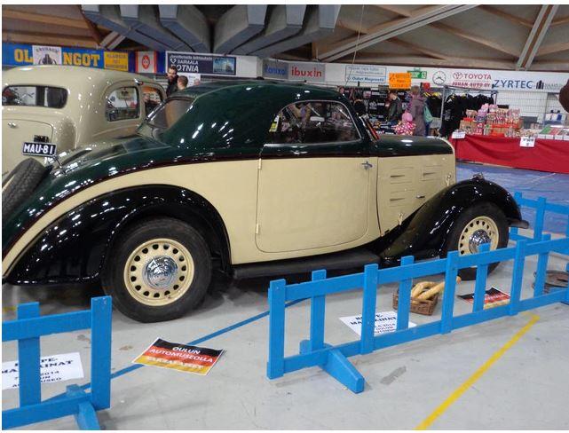 Peugeot 301 Coupé