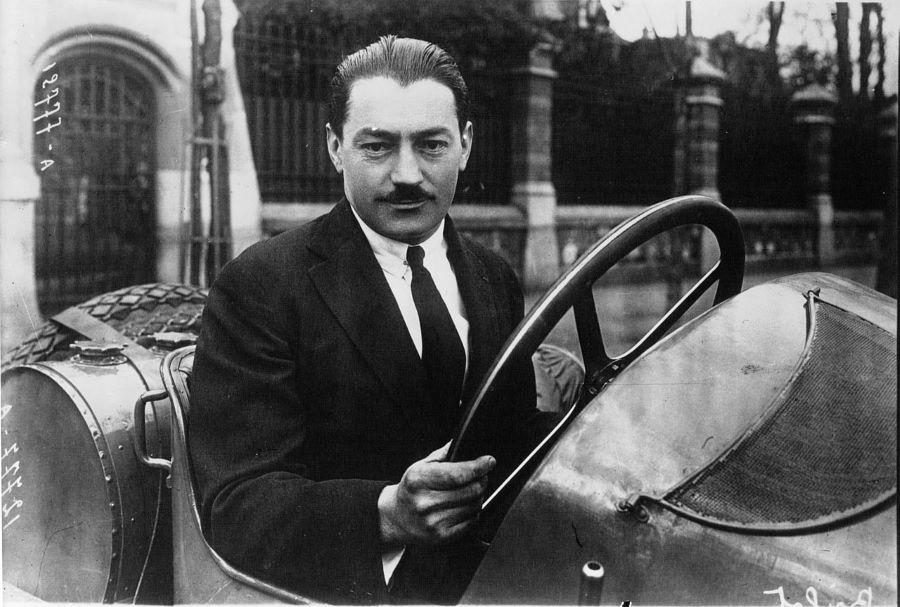 Andre Boillot (1891 - 1932)