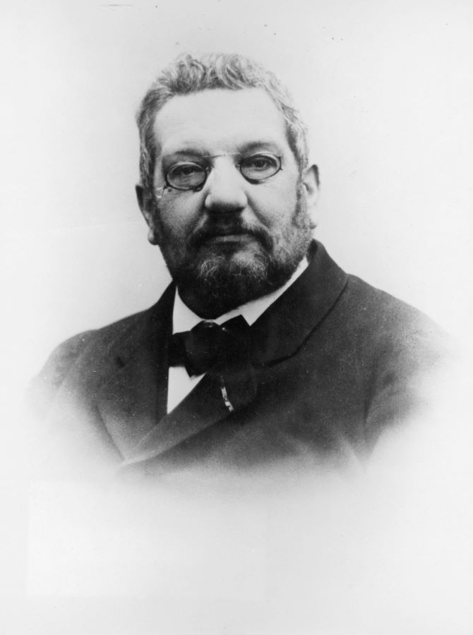 Emile Levassor (1843 - 1897)