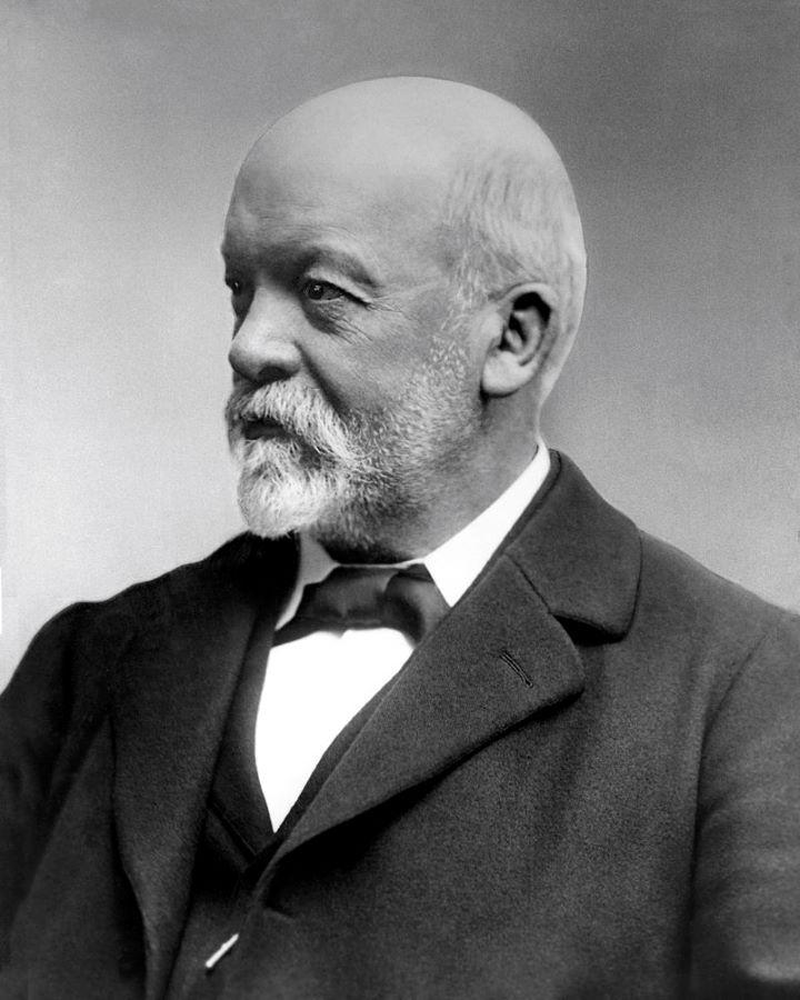Gottlieb Daimler (1834 - 1900)
