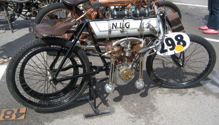 NLG-Peugeot mit 994 cm³