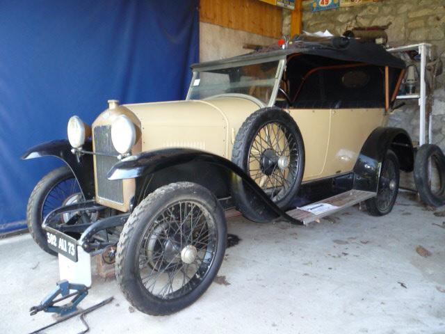 Peugeot Typ 173 S