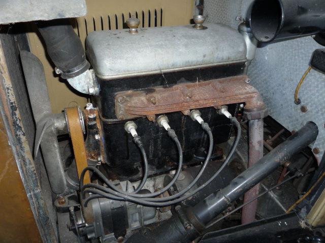 Motor Peugeot Typ 173 S
