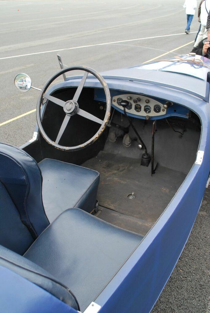 Peugeot 301 C Miramas - Innenansicht