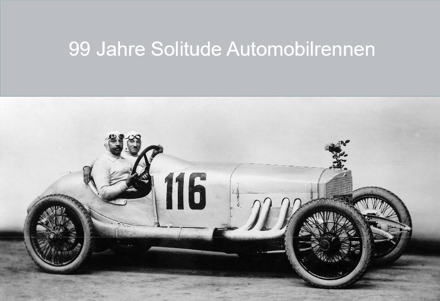 H. Hirth auf seinem Fafnir-Rennwagen
