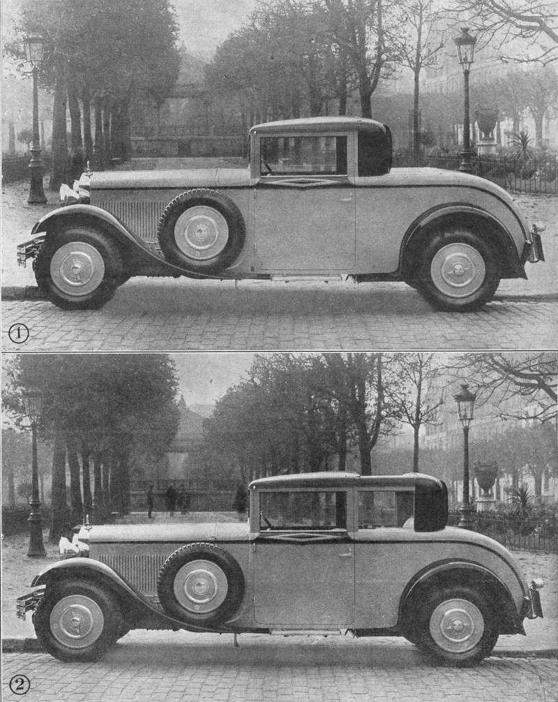"""Grümmer-Patent """"Extensible"""" - vom Coupe zum Berlinet in wenigen Minuten"""